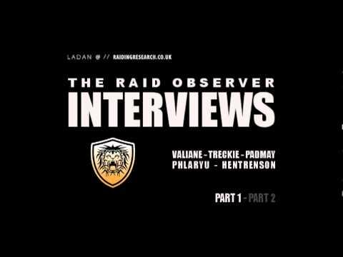The Raid Observer Interviews Method, Part 1