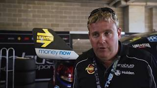 FUEL AUTOTEK Media: Winner of the MOMO Rush to Bathurst Competition gets a pit tour