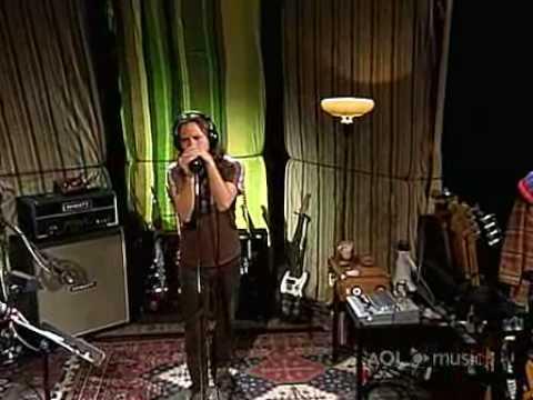 Pearl Jam - AOL Sessions - Comatose