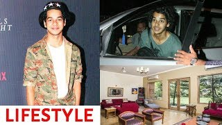 Ishaan Khattar Biography | Family | Childhood | House | Net worth | Car collection | Lifestyle 2018