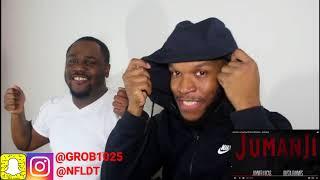 Joyner The G.o.a.t....Joyner Lucas feat Busta Rhymes - Jumanji REACTION(LITT)