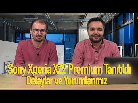 Sony Xperia XZ2 Premium yorumlarımız l Mobilite