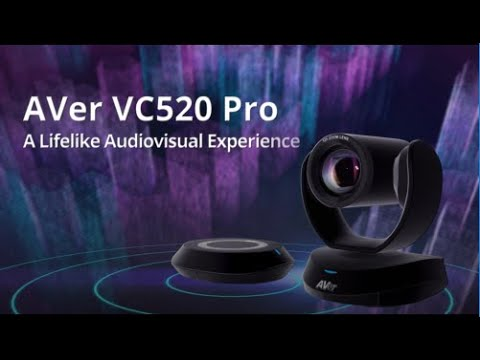 VC520 Pro Intro Video