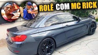 ROLÊ DE BMW COM MC RICK e FUI GRAVAÇÃO DE CLIPE !