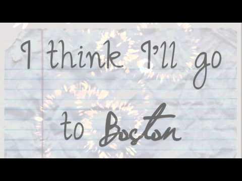 Boston By Augustana Lyrics