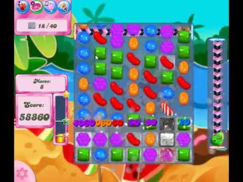 Candy Crush Saga Level 2512 - NO BOOSTERS