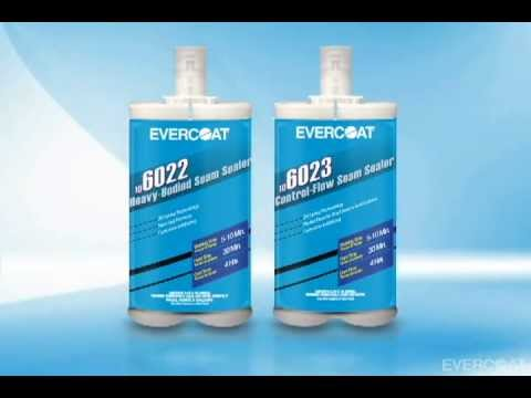EVERCOAT seam sealers