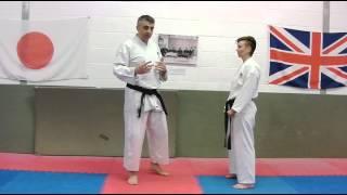 sochin Bunkai Strategies 2015 week 33 koryu karate oyo jutsu
