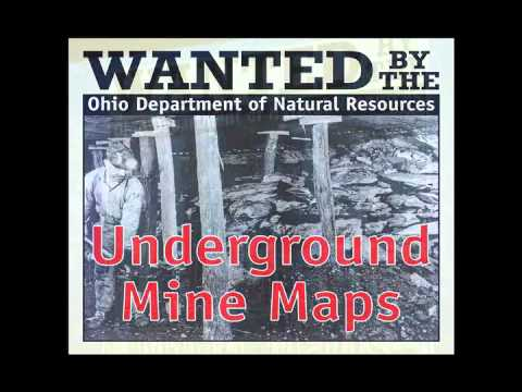 WANTED: Underground Mine Maps