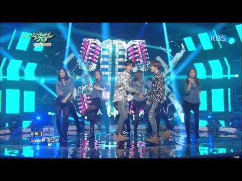 [HIT] 뮤직뱅크 - 슈퍼주니어 D&E(SUPER JUNIOR-D&E) - 촉이 와(Can You Feel It?).20150327