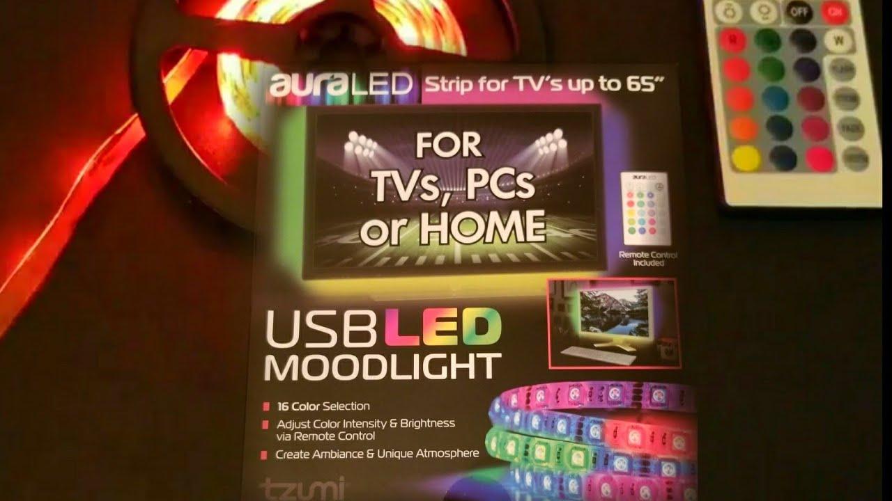 AURA LED USB MOODLIGHT