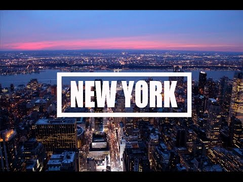 NEW YORK CITY - Manhattan tour HD