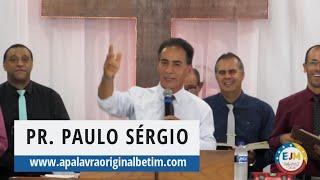 Encerramento EJM Betim 19/01/2020 | Pr. Paulo Sérgio