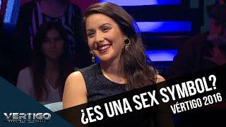 Repeat youtube video Vértigo 2016 | ¿Denise Rosenthal se siente una sex symbol?