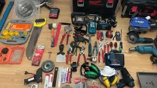 Обзор личного строительного инструмента