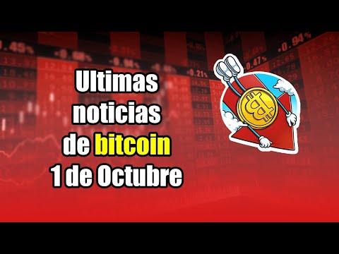 bitcoin cae, BITMEX ILEGAL, venezuela criptomonedas, ADA adopcion, noticias 1 de octubre