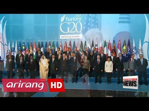 Three main agenda set for Hamburg G20 summit