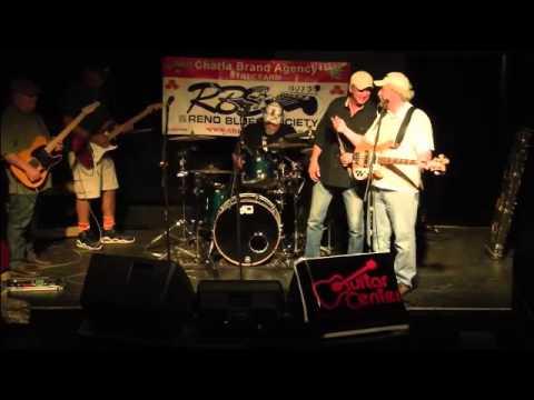 Reno Blues Society Wednesday Open Mic Night - May 15 2013