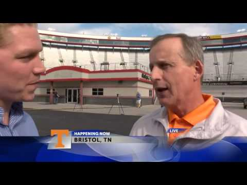 Live interview with UT's Rick Barnes