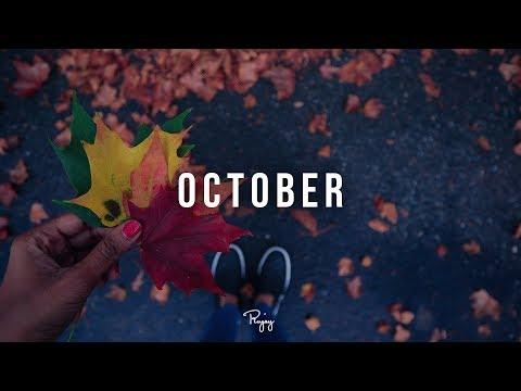 """October"" – Inspiring Trap Beat   New Rap Hip Hop Instrumental Music 2019   MAKDOUBLE #Instrumentals"