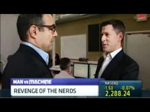 Adam Afshar, Hyde Park Global - Man vs Machine: the new kings of Wall Street