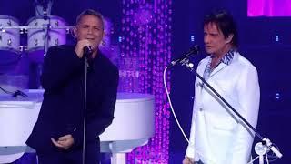 Baixar Roberto Carlos e Alejandro Sanz cantam