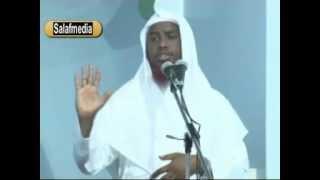 AMNIGA XAAFADA ISILII (EASTLEIGH) - Somali Khudbah - (Sheekh Umal) Thumbnail