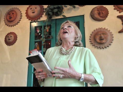Danuta Pfeiffer at San Diego Press Club