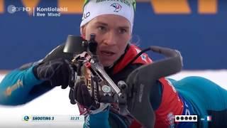 Biathlon Anais Bescond - Back To Me ( REMIX)