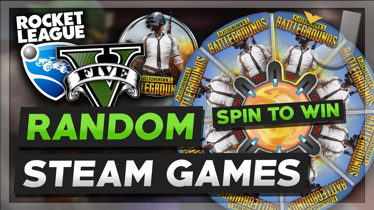 Steam Community :: Video :: Steamkeybox com - SPIN TO WIN RANDOM