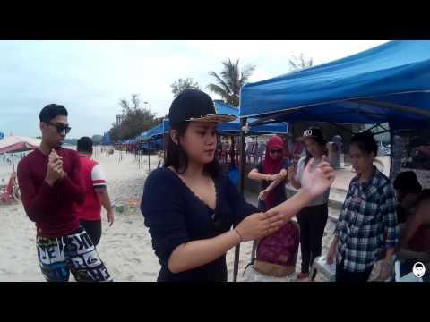 Pantai Teluk Kemang, Port Dickson, Negeri Sembilan