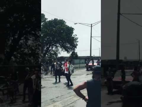 Daddy Yankee, De La Ghetto,Ozuna - LA FORMULA Video Shoot
