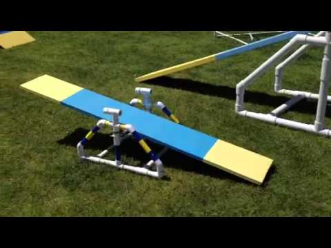 Dog Agility Equipment By Pet Butlers