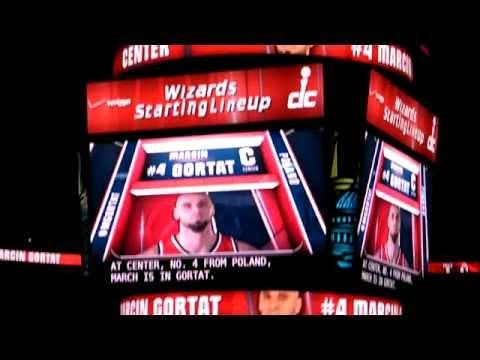 Washington Wizards 2014-2015 Intro