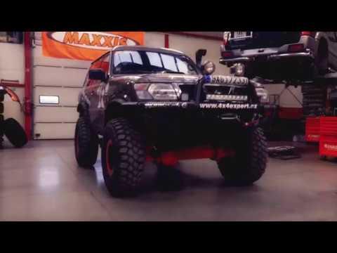 Nissan Patrol TB42 Turbo Build