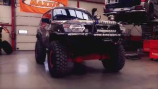 Nissan Patrol TB42 Turbo Build
