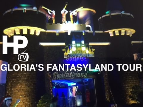 Gloria's Fantasyland Dapitan Overview Full Tour by HourPhilippines.com