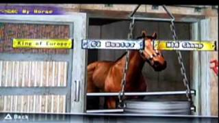 Gallop Racer 2006 PS2 - Bay Colony and Breeding Plans