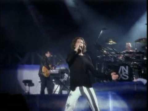 INXS - Suicide Blonde ~ Wembley 1991