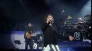 INXS - Suicide Blonde ~ Wembley 1991