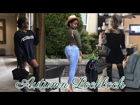 [VIDEO] - AUTUMN LOOKBOOK | SABRINA CAZEAU 5