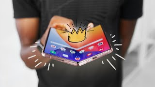 Galaxy Z Fold 2 Review: Folding King... But For What?