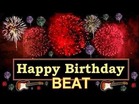 Happy Birthday Instrumental  Beat MP3 Download
