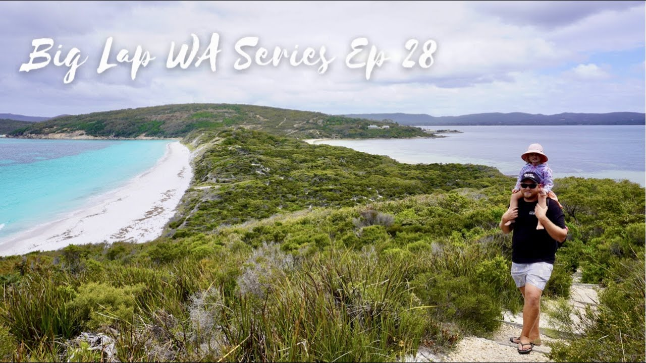 Download E28 | The Big Lap of WA - Starvation Bay and Albany
