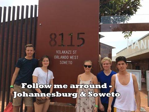 Johannesburg / Soweto ? - FOLLOW ME AROUND