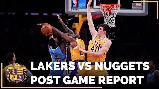 Ivica Zubac Becoming That Bright Spot, Despite Lakers Struggles