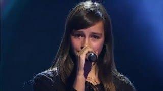 14-Year Old Britt SINGS Evanescence