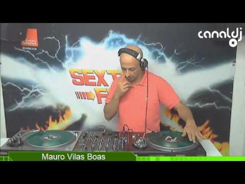 DJ Mauro Vilas Boas - Rock Nacional - Programa Sexta Flash - 28.04.2017