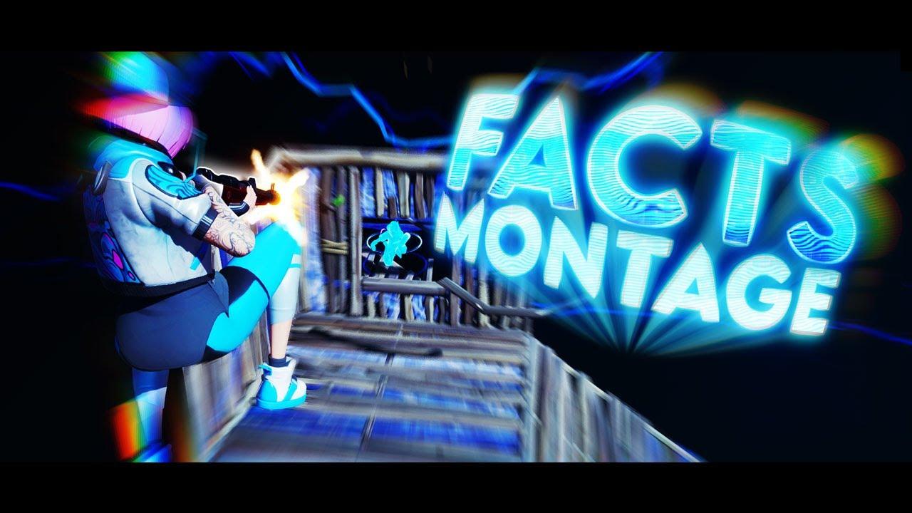 FACTS - Fortnite Montage (4K)