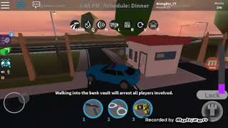 I RAN OUT OF FUEL I DID NO USE IT(*Jailbreak Roblox*)